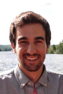 Simon Blouin est le récipiendaire de la médaille Plaskett 2020