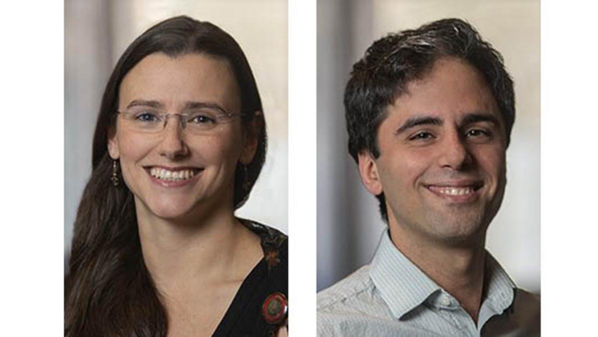 Deux chercheurs du Département de physique reçoivent une importante subvention de la fondation Schmidt Futures