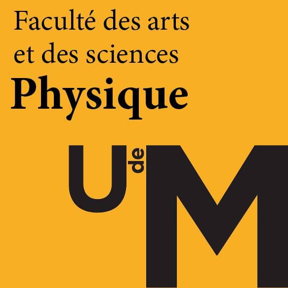 Nouveaux Fonds de bourses au Département de physique – Fonds de bourses du centenaire et Fonds Gilles-Beaudet