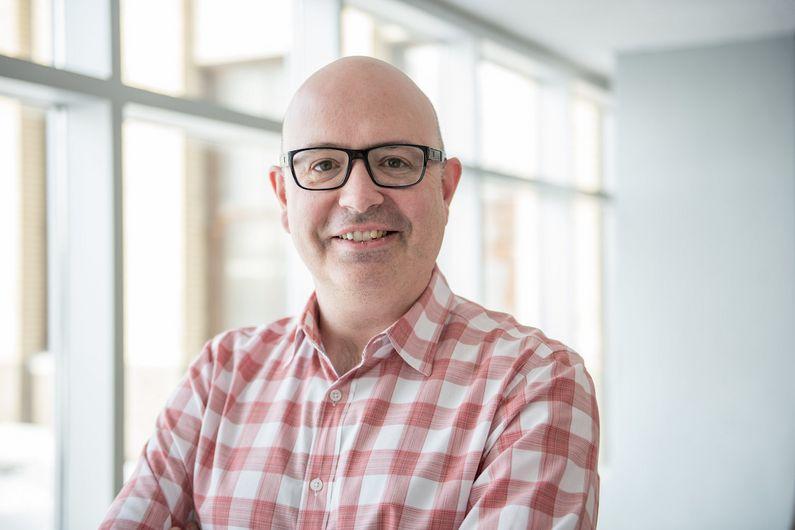Jean-François Arguin est lauréat d'un prix d'excellence pour l'innovation